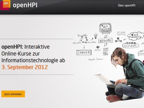 Online-Angebot des HPI: Kostenlose IT-Kurse für jedermann ...