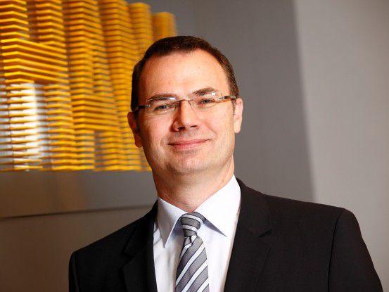 """Stefan Krauß, SAP: """"Mitarbeiter wollen mitgenommen werden und nicht per E-Mail vor vollendete Tatsachen gestellt werden."""""""