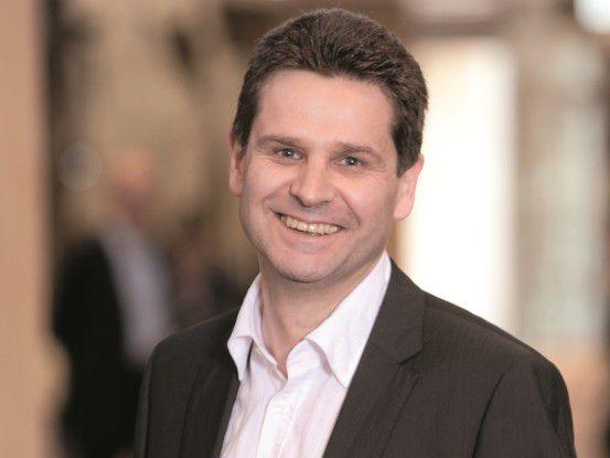 """Ralf Schneider, Mitglied des Allianz-Vorstands: """"Das iPad ist wie ein 3270-Terminal - nur chicker."""""""