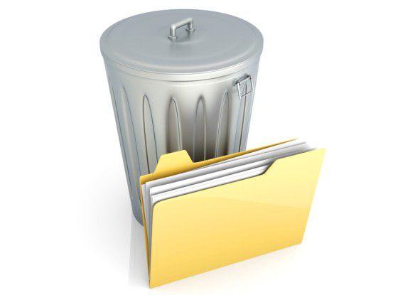 Im Dateisystem von Windows gibt es einige Kniffe, Daten unwiderruflich zu vernichten, oder sogar von formatierten Festplatten wiederherstellen zu können.