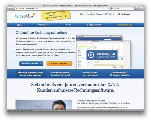 Invoice Online Erstellen Die Beste Rechnungs Software Für