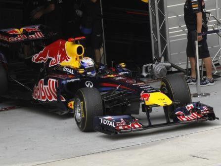 Auch ein Sebastian Vettel gewinnt kein Rennen ohne sein Team. Das sollten frischgebackene Chefs immer berücksichtigen.