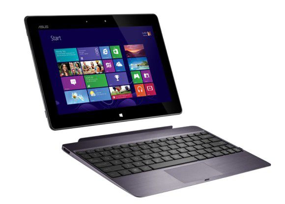 Die Asus-Vivo-Reihe ist eine der Alternativen zum Android-Tablet.