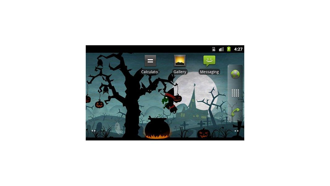 Halloween Live Wallpaper World