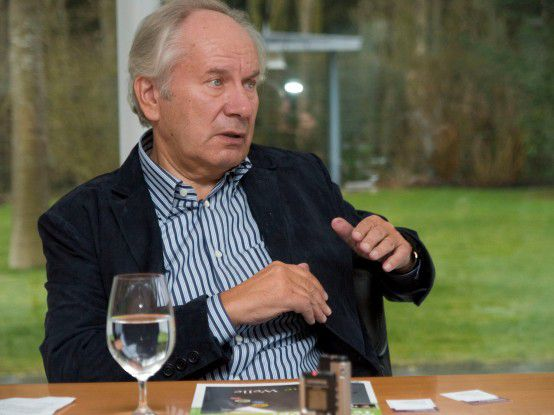 """August-Wilhem Scheer: """"Auf der obersten Chefetage sind Charisma, Überzeugungs- und Integrationsfähigkeit gefragt."""""""