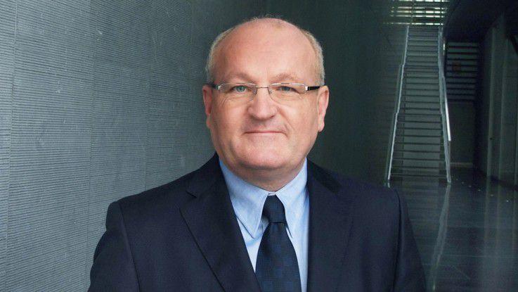 """Ulrich Dietz, Gründer und CEO von GFT: """"Der IT-Gipfel schafft Impulse für Wirtschaft und Politik."""""""