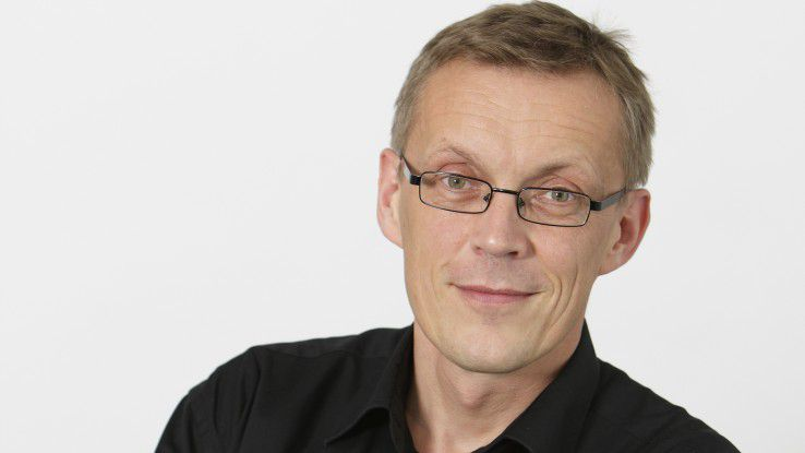 Heinrich Vaske, Chefredakteur CW