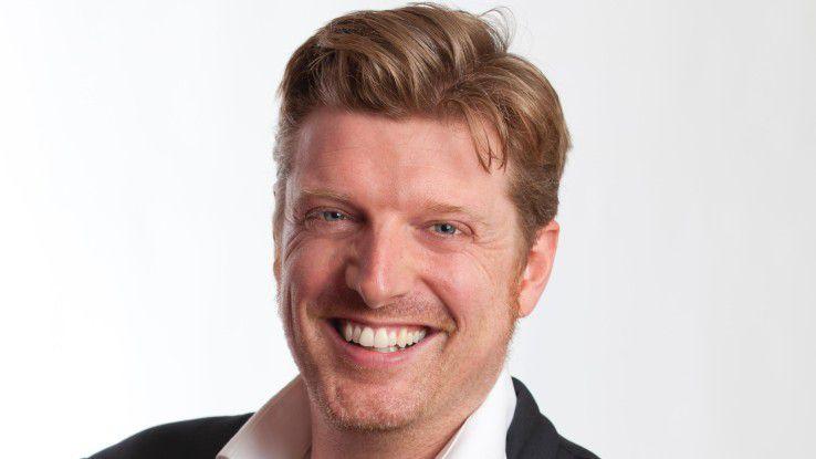 Heiko Fischer, ehemaliger Personalchef bei Crytec, setzt auf Kollegenbewertung und Selbstorganisation.