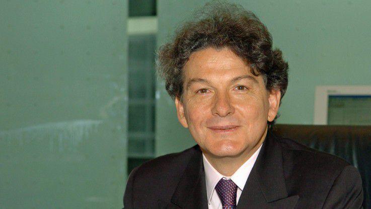 Thierry Breton, CEO und Chairman von Atos.