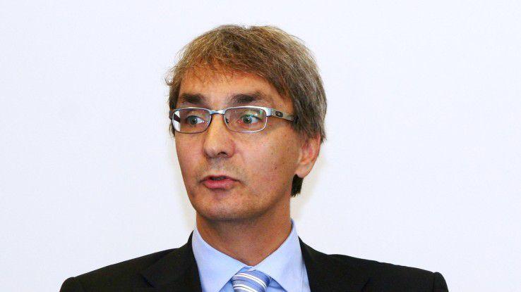 """Markus Gambihler, EWE TEL: """"Neue Mitarbeiter müssen in den ersten Wochen spüren, dass sich jemand um sie kümmert."""""""