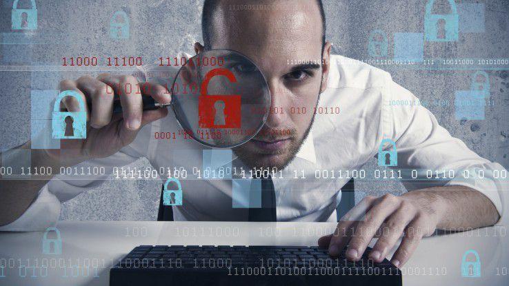 Je nachdem wo sich der Mitarbeiter befindet, bestehen unterschiedliche Security-Anforderungen.