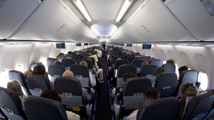 Neue Regelung: Handy-Nutzung bei Start und Landung, allerdings im Flugmodus
