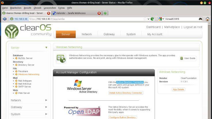 Die Einstellung des Small Business Server 2011 von Microsoft schafft Platz für Anbieter kommerzieller Linux-Server.