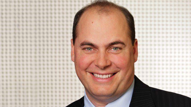 Christoph Hagmann ist Partner bei Infosys in Deutschland.