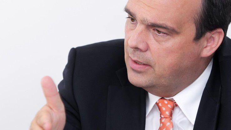 """Hagen Rickmann, T-Systems: """"Für eine nahtlose Integration braucht man starke Partner."""""""