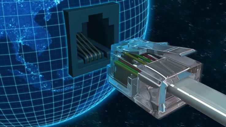 UC-Services aus der Cloud versprechen weniger Aufwand.