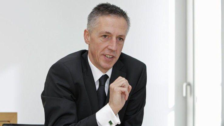 HP-Deutschland-Chef Volker Smid: Dominanz der Offshore-Provider erfordert einen neuen Mix aus Onshore- und Offshore-Ressourcen.