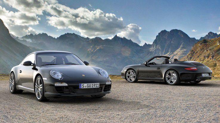 Leasingrate zu hoch? Einfach den Porsche mal für ein Wochenende verleihen.