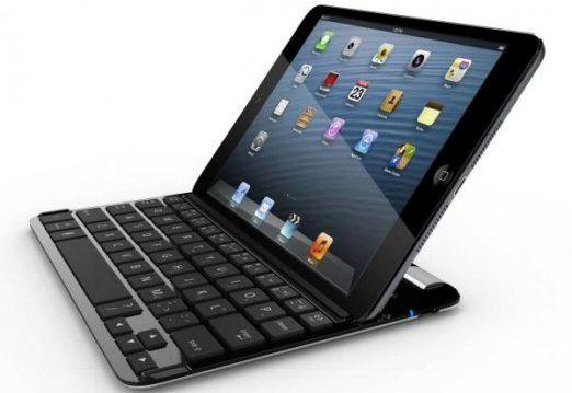Nach Logitech bringt nun auch Belkin eine Bluetooth-Tastatur für das iPad Mini.
