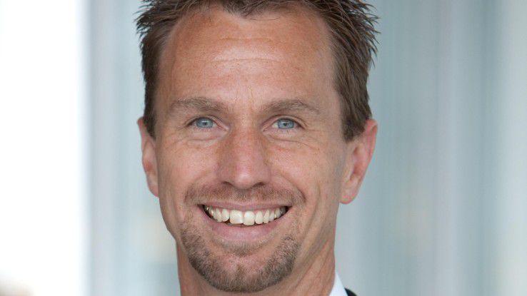 """Stephan Grabmeier, Deutsche Telekom: """"Mit dem sozialen Netzwerk beginnen wir, völlig anders zu kommunizieren und anders zu arbeiten."""""""