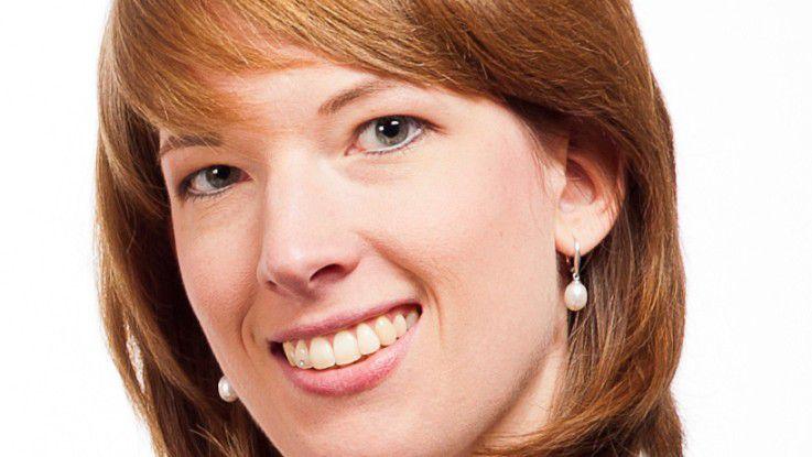 Tina Wemer, Invensity, empfiehlt Masterstudenten, erst praktische Erfahrungen zu sammeln.