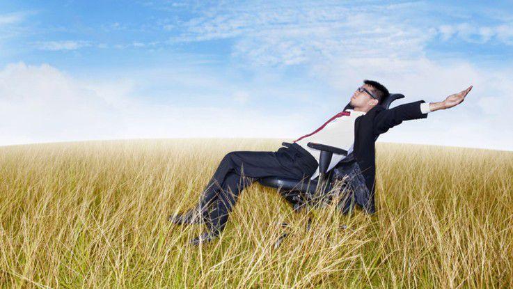 Drei Viertel der Beschäftigten wollen keine feste Regel im Job.