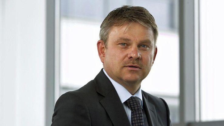 Roland König, Geschäftsführer Bechtle IT-Systemhaus München/Regensburg und Leiter des Geschäftsfelds Virtualisierung bei Bechtle