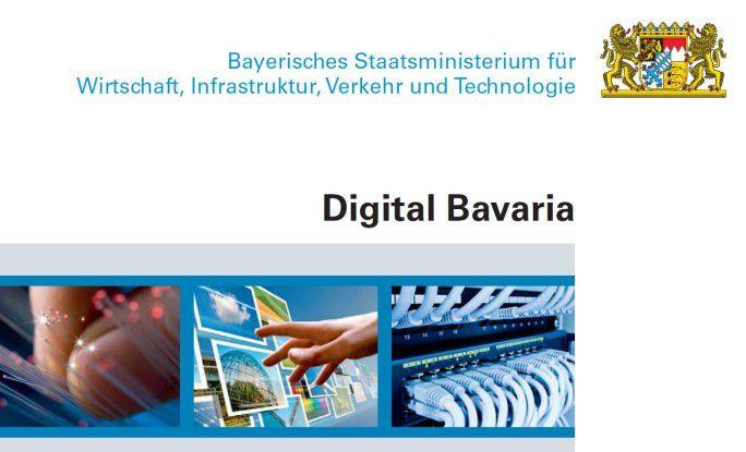 Bis zum Jahr 2020 ist das Digital-Programm der Bayerischen Staatsregierung angelegt.