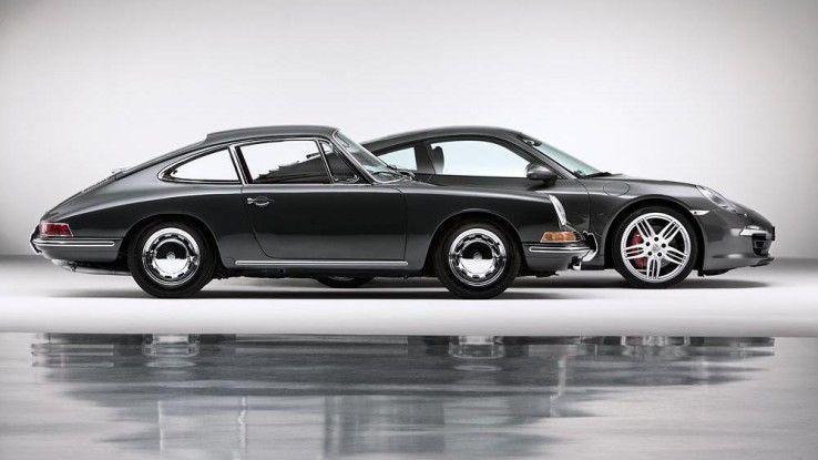 Ein Porsche als Firmenwagen ist selten. Topmanager mit knapp 300.000 Euro Jahresgehalt leisten sich aber gern einen.