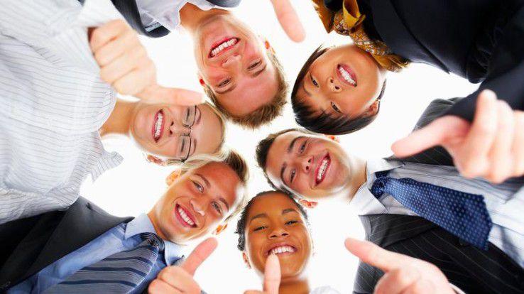 Internationale Teams können nur dann erfolgreich sein, wenn alle versuchen, das Positive an den anderen Kulturen zu entdecken.