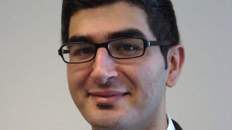 Hakan Eroglu absolvierte als Informatikstudent ein Praktikum in Indien.