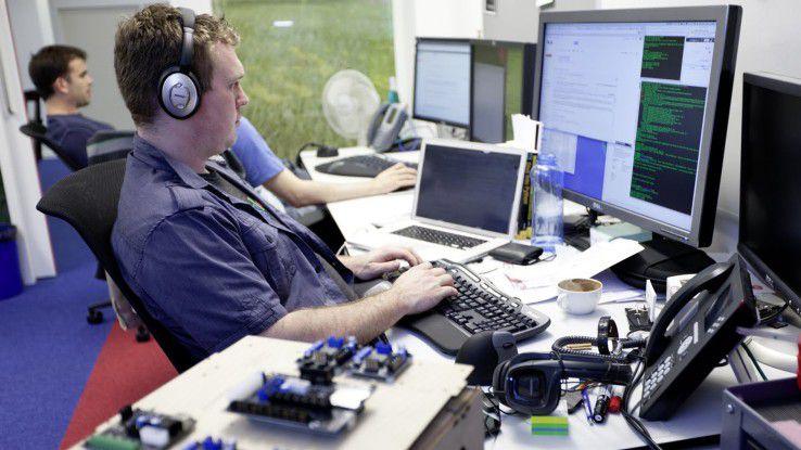 Viele Menschen benutzen privat und beruflich mittlerweile fast so viele unterschiedliche Geräte wie die Mitarbeiter bei Google.