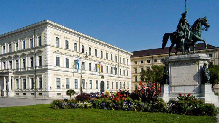 Bayerns Finanzministerium hatte von 2003 bis 2005 bereits mit Hilfe von SAP R/3 die Bezügeabrechnung modernisiert.