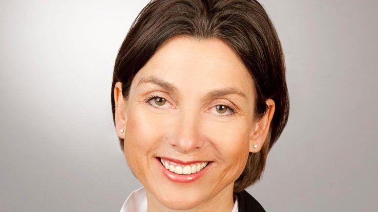 """Bärbel Meiborg, HP: """"Die Hemmschwelle, das Unternehmen zu verlassen, ist eindeutig gesunken. Da spielt die junge Generation mit offenen Karten."""""""