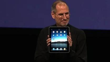 Steve Jobs adressierte mit dem 2010 vorgestellten Ur-iPad primär Consumer. Richtig eingeschlagen hat das Apple-Tablet dagegen im Business.