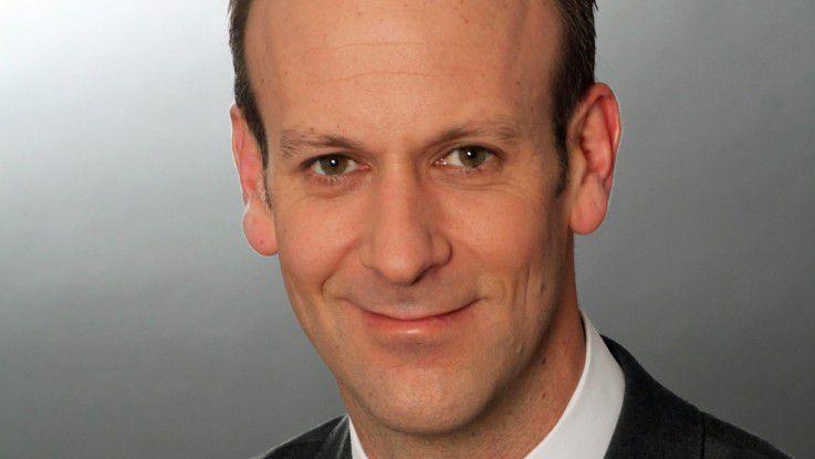 Peter Goldbrunner, Director Channel Sales Germany bei Citrix