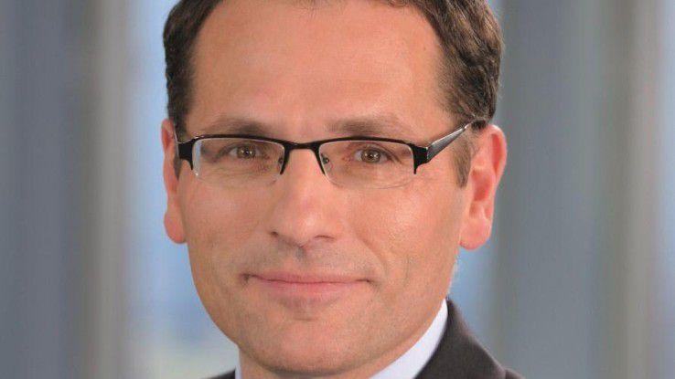 """Benno Zollner, Fujitsu: """"Big-Data-Lösungen kombinieren Informationen aus unterschiedlichen Quellen und von vielen Technologien."""""""