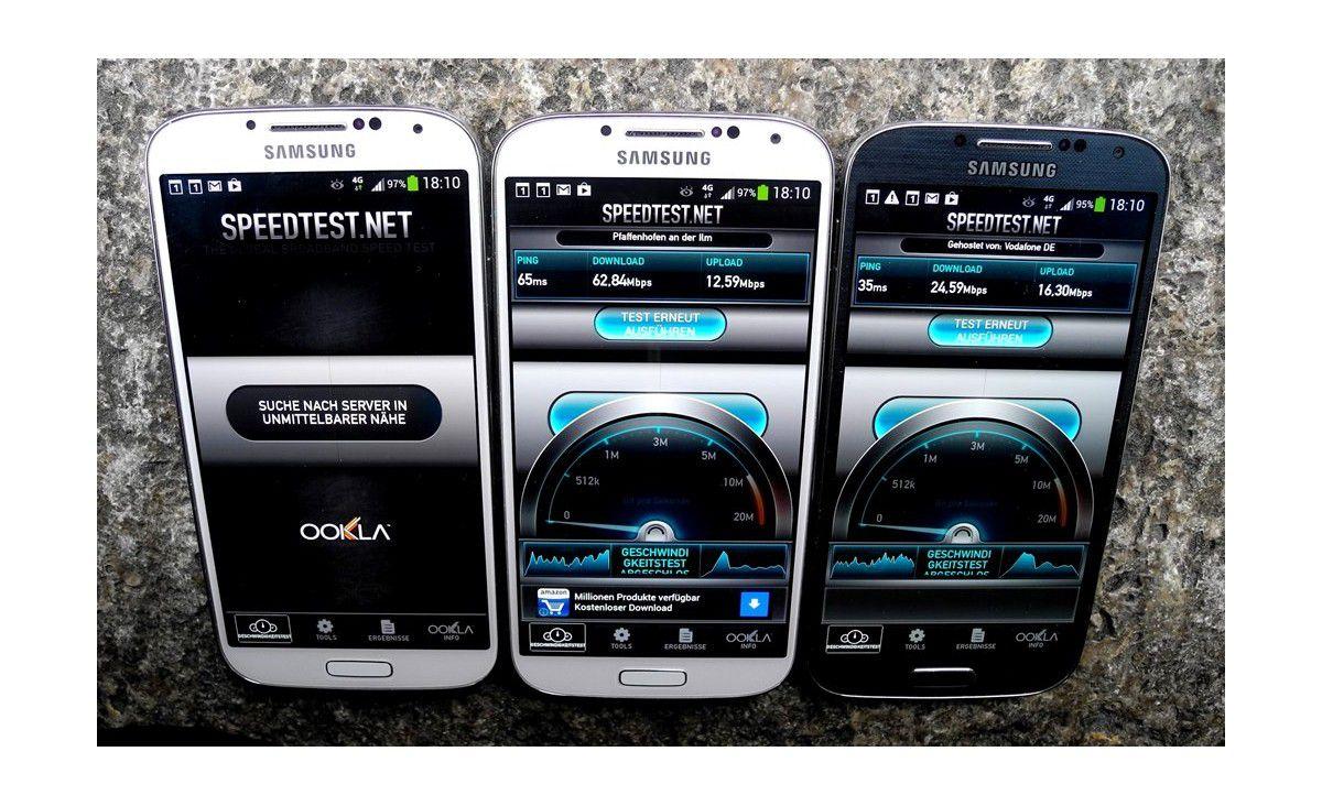 Vom Pilotnetz zum Regelbetrieb: Mobilfunk-Turbo LTE im Reality-Check ...