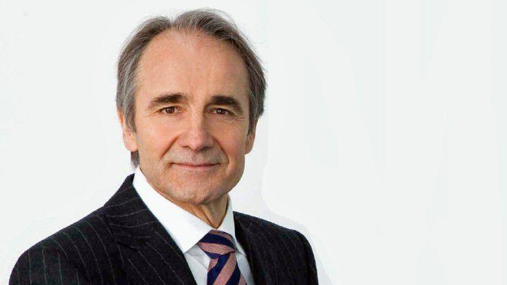 Karl-Heinz Streibich ist seit September 2003 Vorstandsvorsitzender der Software AG, Darmstadt.