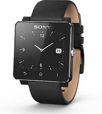 Die Sony Smartwatch 2