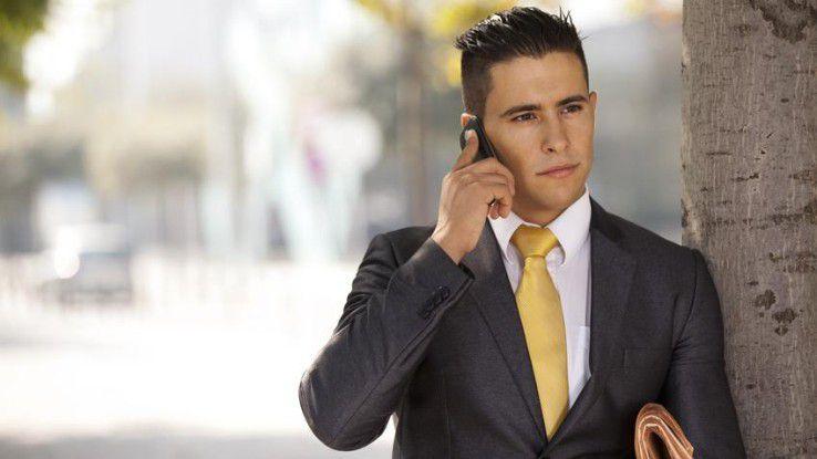 Sie suchen einen neuen Job? Lassen Sie sich von einen Headhunter anrufen.