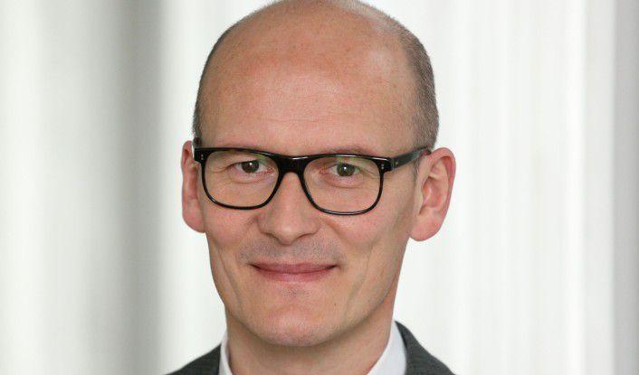 Volker Buhl ist Personalleiter der deutschen Prodware-Niederlassung.