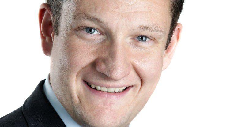 Christian Niederhagemann, KHS, hält Moderationstalent für einen wichtigen Soft Skill.
