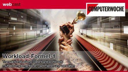 Workload-Formel-1 - Transaktionsorientierte Datenbankworkloads mühelos implementieren, optimieren und verwalten.