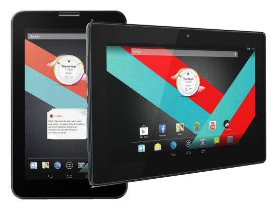 Kommt als 7- und 10-Zöller: Vodafone Smart Tab 3