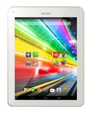 Das Archos-Tablet 97b Platinum erhält ein kleineres Facelifting.