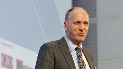 Airbus CIO Guus Dekkers.
