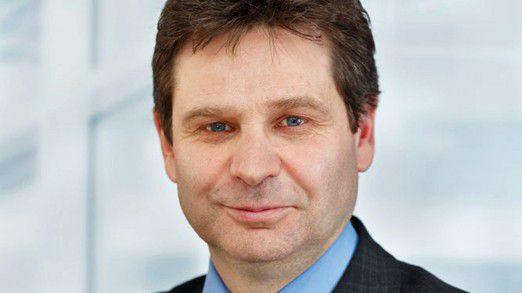 Ralf Schneider, Group CIO der Allianz und Vorstand der AMOS