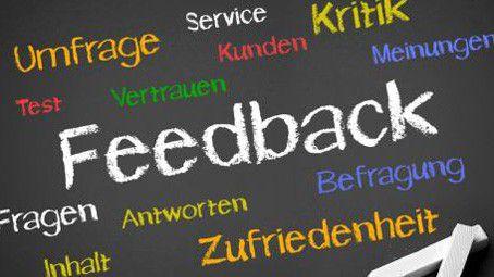 Persönliches Feedback, wie es die Mitarbeiter etwa im Jahresgespräch mit ihrem Vorgesetzten bekommen, ist eine wichtige Form der Anerkennung.