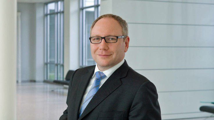 Alexander Vollert, COO der Allianz Deutschland AG.